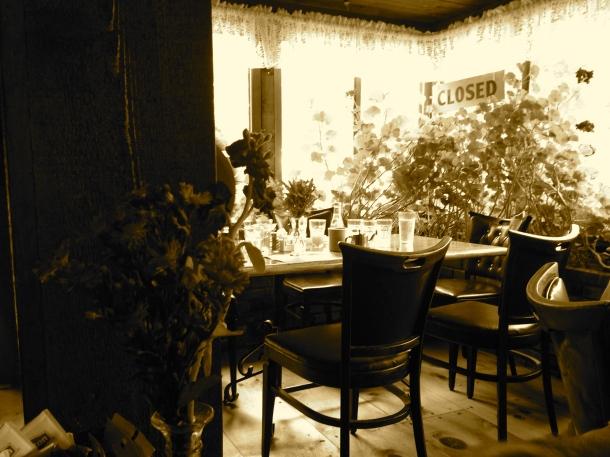 Photos by Alexa - Breakfast at The Olde Blue Bird Inn