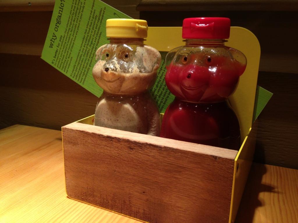 Photo cred: Alexa Cute Ketchup & Mustard Bears
