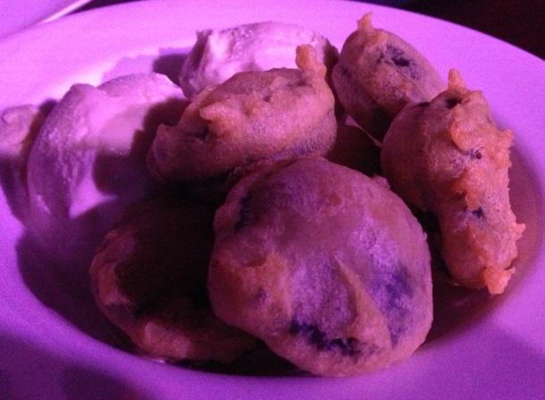 Fried Oreos Photo by Alexa
