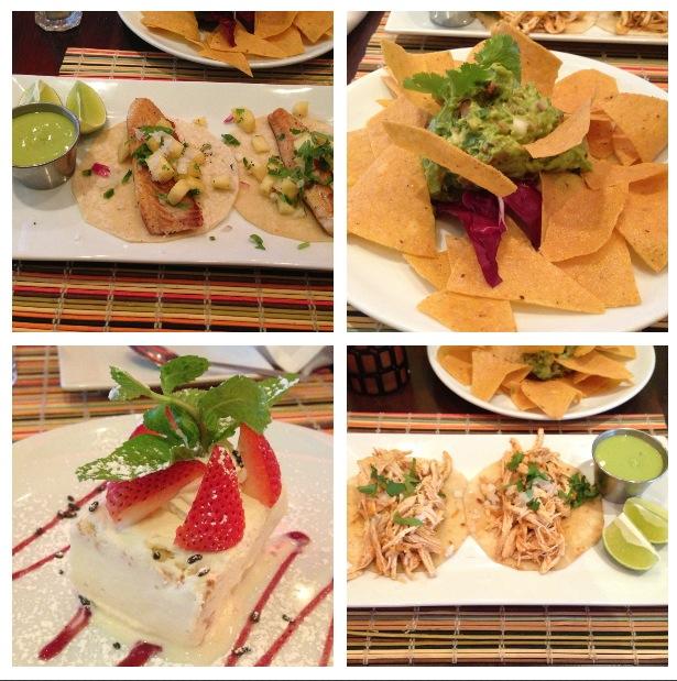 Delicious Delights at Luna Sur Photos by Alexa