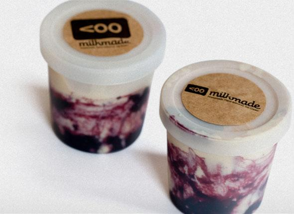 milkmadeicecream.com