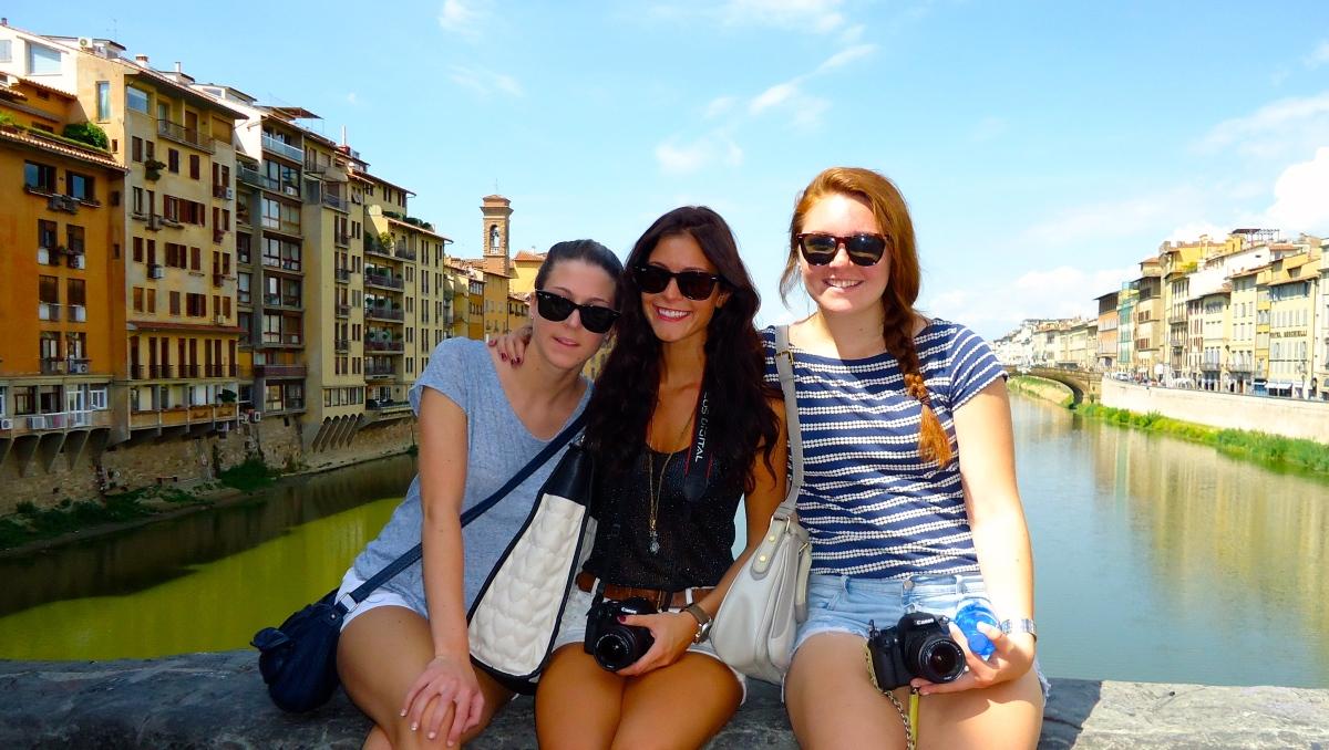 The Arno Firenze, Italia Photo by Alexa