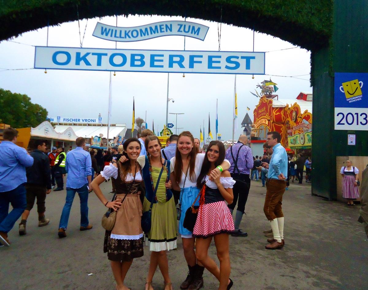 Oktoberfest - Munich, Germany