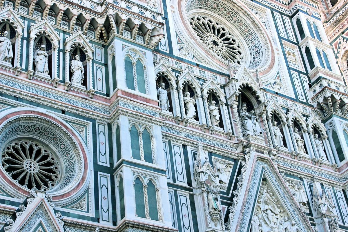 Cattedrale di Santa Maria del Fiore Firenze, Italia Photo by Alexa