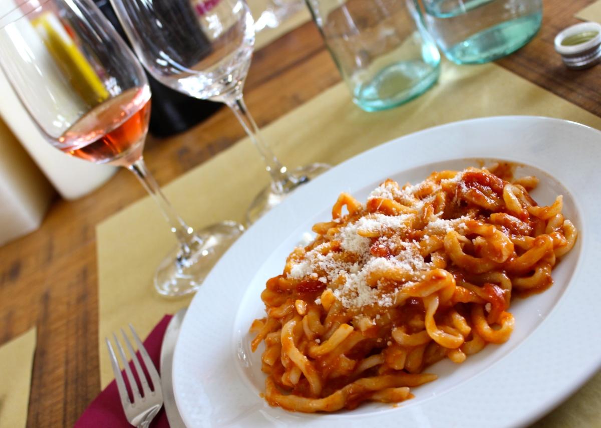 Salcheto Winery - Montepulciano, Emilia-Romagna, Italy Photo by Alexa