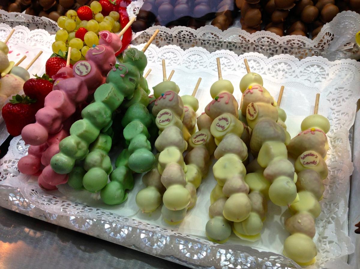 Schneider's Chocolate Covered Strawberries Oktoberfest - Munich, Germany