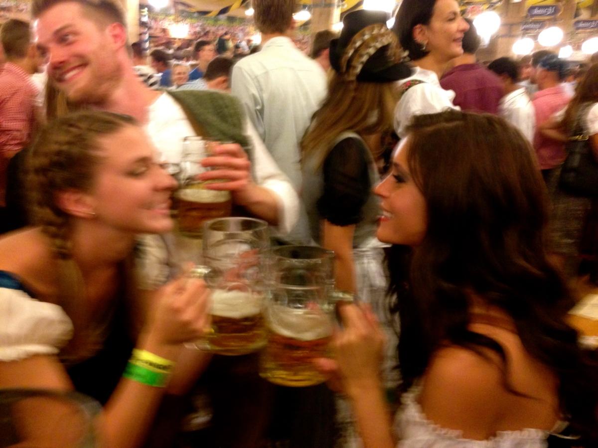 Prost! Oktoberfest - Munich, Germany