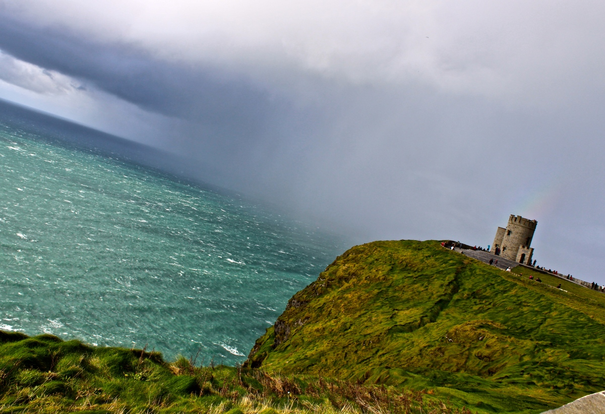 Cliffs of Moher - Liscannor County Clare, Ireland Photo by Alexa