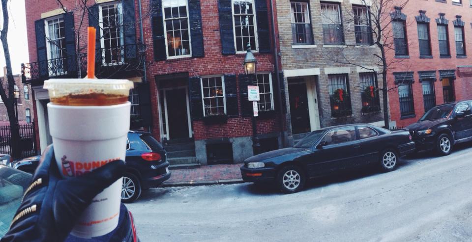 Beacon Hill - Boston, MA Photo by Alexa