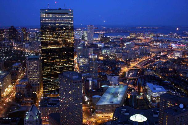 Top of the Hub - Boston, MA