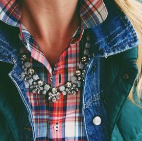 Four Ways to Strut Your Plaid this Fall