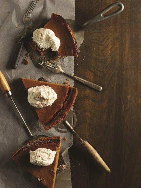 Earls Kitchen + Bar - Pumpkin Pie