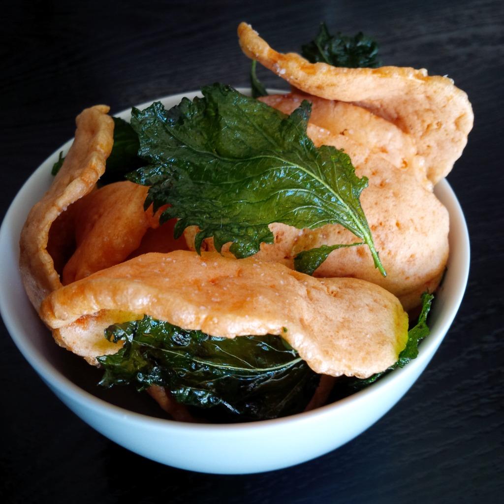 River Bar - Shrimp Chips (1)