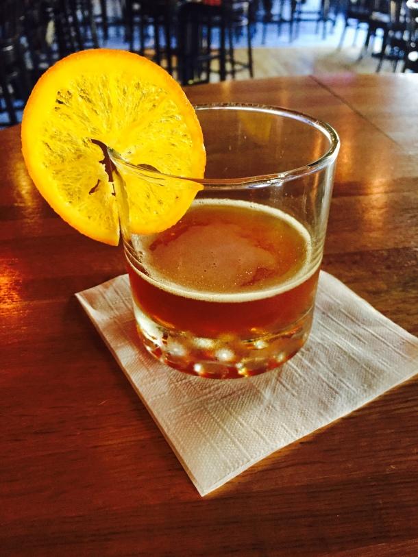 Tip Tap Room - Coffeehouse Pumpkin