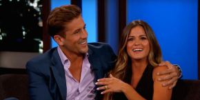 Jordan Did The Cutest Thing To See JoJo Before 'The Bachelorette' Finale